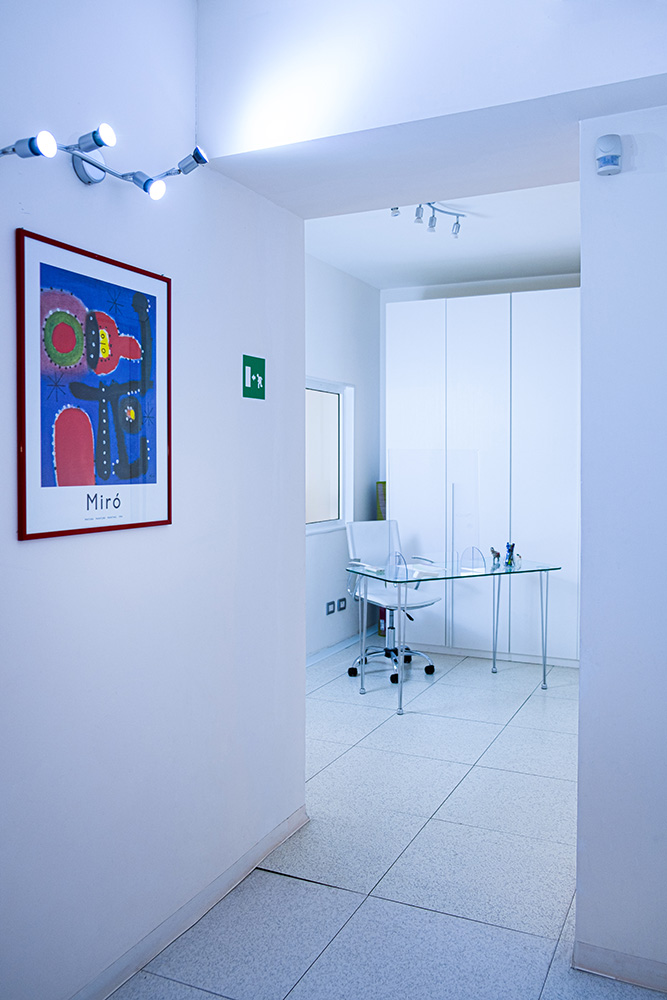 vista sullo studio 01 studio dentistico cardamone