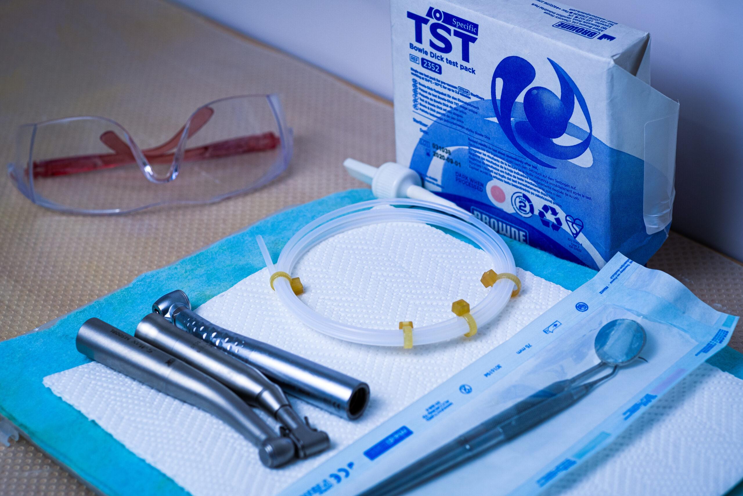 sterilizzazione studio dentistico cardamone